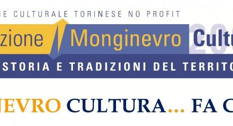 Logo Via MONGINEVRO CULTURA fa cultura